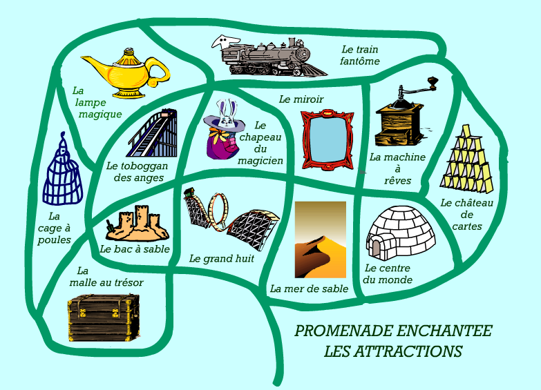 Les Attractions