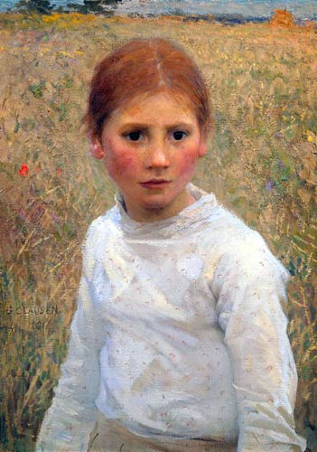 George Clausen